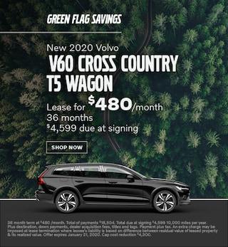 2020 Volvo V60CC