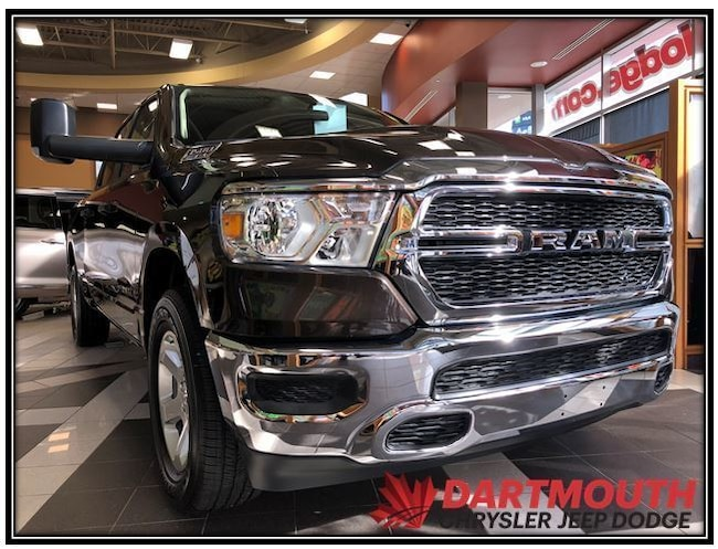 2019 Ram All-New 1500 Tradesman Truck Crew Cab