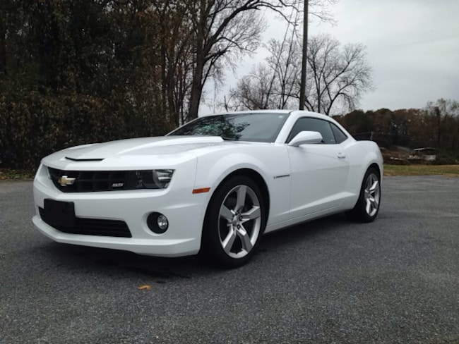 2012 Chevrolet Camaro 1SS Coupe