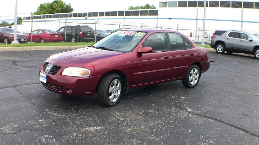 Used 2005 Nissan Sentra For Sale at Dave Gill Chevrolet