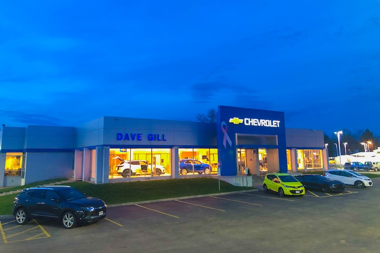 Welcome to Dave Gill Chevrolet | Chevy Dealership in