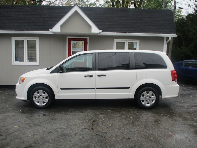 2011 Dodge Grand Caravan C/V Cargo! Low kms! Cargo