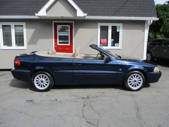 2000 Volvo C70 LT Convertible! low kms! Mint! Convertible