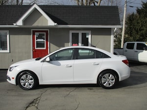 2016 Chevrolet Cruze Limited LT Automatic! Remote Start!