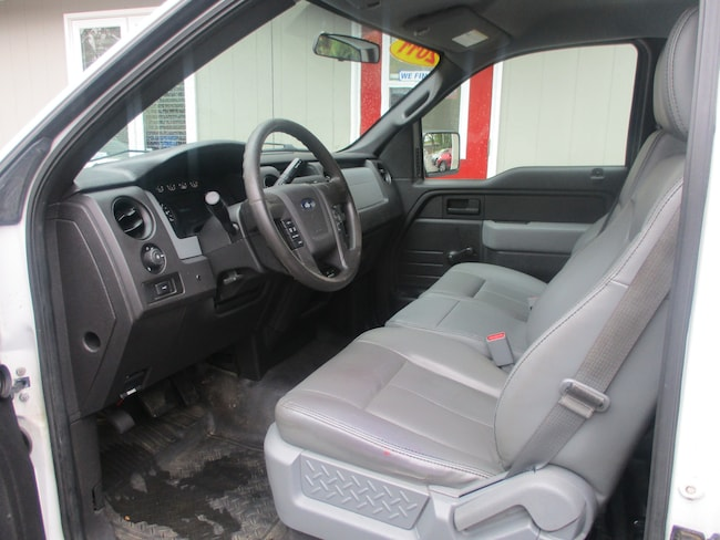 Truck Regular 2011 Ford F 150 XL V8 Cab W 8ft Box