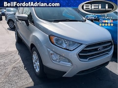 2019 Ford EcoSport SE SUV FWD