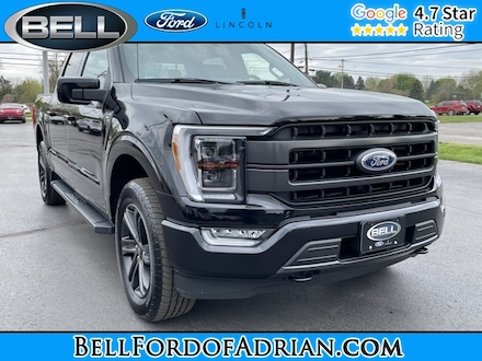 2021 Ford F-150 Lariat 4WD