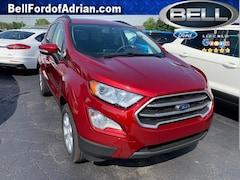 2019 Ford EcoSport SE SUV 4WD