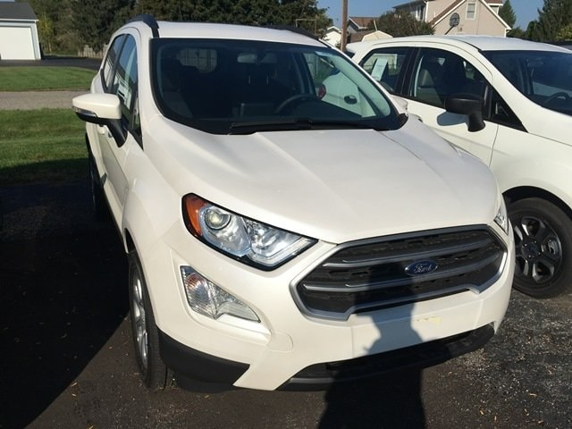 2018 Ford EcoSport SE SUV 4WD