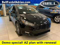 2018 Ford Focus SE FWD