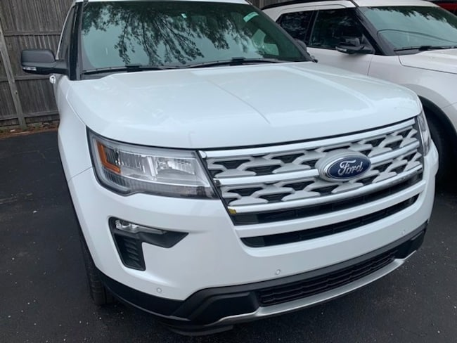 2019 Ford Explorer XLT SUV AWD
