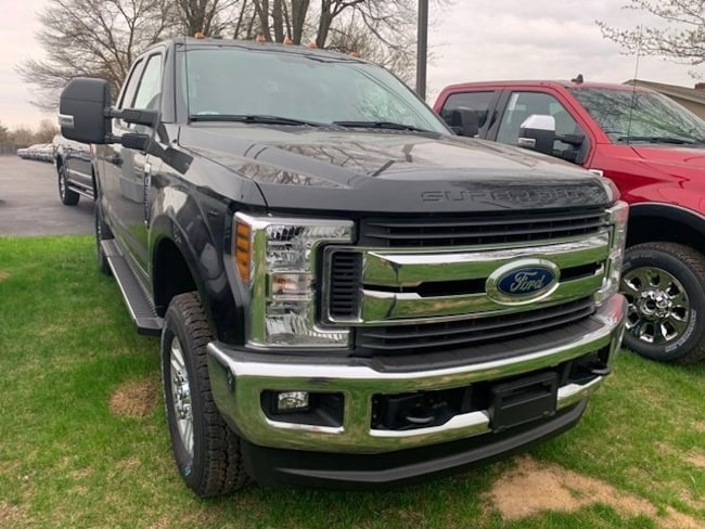 2019 Ford F-250SD XLT Truck 4WD