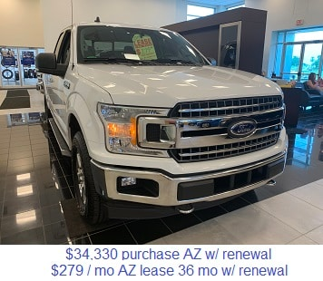 New & Used Ford Dealership in Adrian, MI