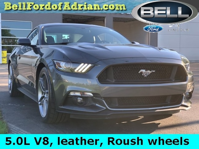 2016 Ford Mustang GT Premium RWD
