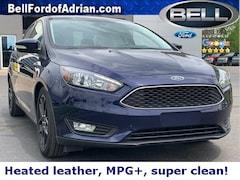 2016 Ford Focus SE FWD