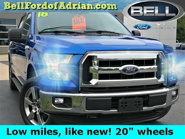 2016 Ford F-150 XLT Truck