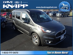 New Ford for sale  2019 Ford Transit Connect Titanium Passenger Wagon Wagon Passenger Wagon LWB in Greenville, OH