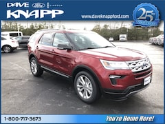 New Ford for sale  2019 Ford Explorer XLT SUV in Greenville, OH