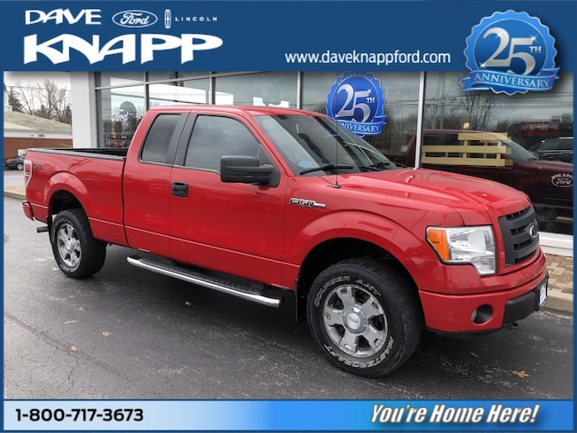 31c731bc59 Used 2010 Ford F-150 STX For Sale in Greenville