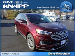 New Ford for sale  2019 Ford Edge Titanium SUV in Greenville, OH