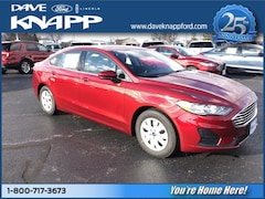 New Ford for sale  2019 Ford Fusion S Sedan in Greenville, OH