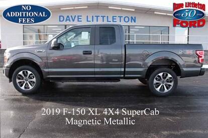 Dave Littleton Ford >> New 2019 Ford F 150 For Sale At Dave Littleton Ford Vin
