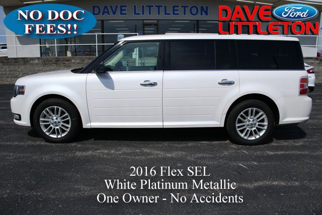 2016 Ford Flex SEL SEL AWD