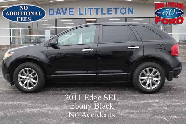 2011 Ford Edge SEL SEL FWD