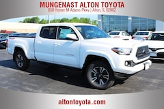 New Toyota for sale  2018 Toyota Tacoma TRD Sport V6 Truck Double Cab 3TMDZ5BN9JM046325 in Alton, IL