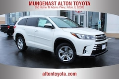 New Toyota for sale  2018 Toyota Highlander Limited V6 SUV 5TDDZRFH8JS836632 in Alton, IL