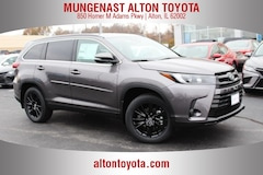 New Toyota for sale  2019 Toyota Highlander SE V6 SUV 5TDJZRFH1KS570102 in Alton, IL