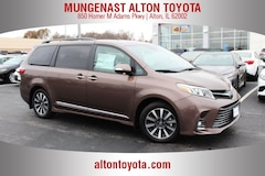 New Toyota for sale  2019 Toyota Sienna Limited Premium 7 Passenger Van 5TDYZ3DC4KS976541 in Alton, IL