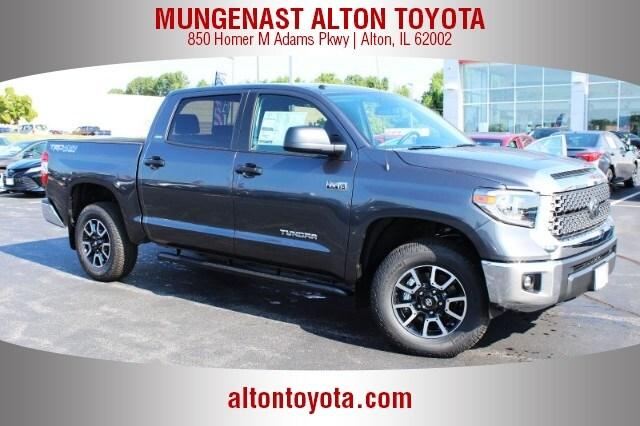 2018 Toyota Tundra Truck CrewMax