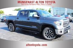 New Toyota for sale  2018 Toyota Tundra SR5 5.7L V8 w/FFV Truck CrewMax 5TFDW5F10JX772584 in Alton, IL
