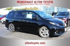 New Toyota for sale  2019 Toyota Sienna SE 8 Passenger Van 5TDXZ3DC5KS980755 in Alton, IL