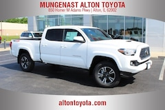 New Toyota for sale  2018 Toyota Tacoma TRD Sport V6 Truck Double Cab 3TMDZ5BN1JM046741 in Alton, IL