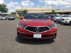 2018 Acura RLX Tech Technology Package