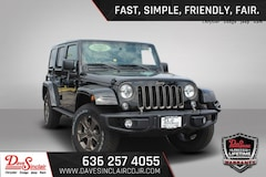 2018 Jeep Wrangler Unlimited UNLIMITED GOLDEN EAGLE 4X4 Sport Utility