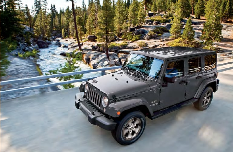 2017 Jeep Wrangler at Dave Sinclair Chrysler Dodge Jeep Ram