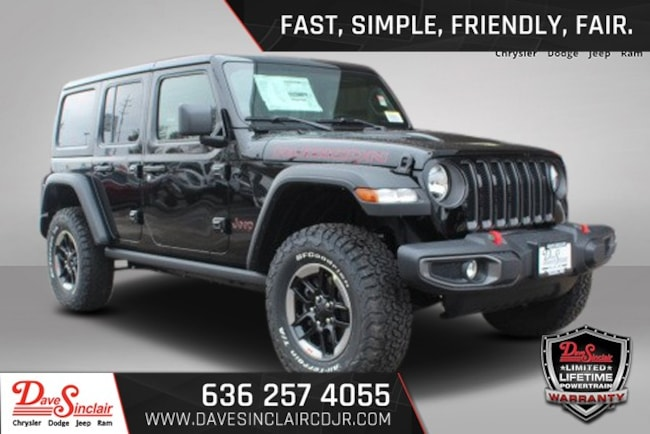 2018 Jeep Wrangler Unlimited UNLIMITED RUBICON 4X4 Sport Utility