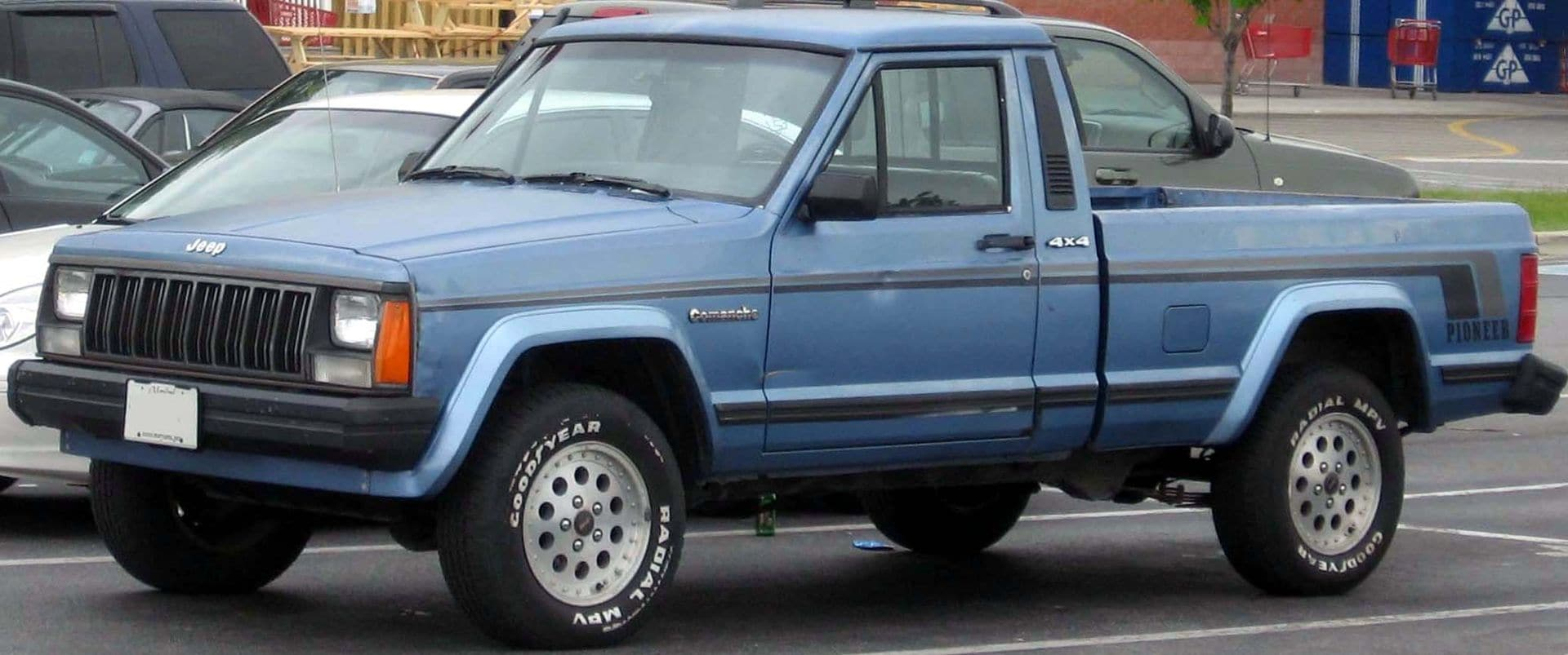 Used Jeep Comanche Pioneer - Dave Sinclair Chrysler Dodge Jeep Ram Eureka MO 63025