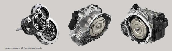 chrysler pacifica new nine speed transmission, 9 speed transmission