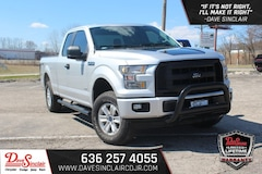 2016 Ford F-150 4WD XL Supercab Truck