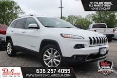 2015 Jeep Cherokee 4WD Limited SUV