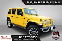 2018 Jeep Wrangler Unlimited UNLIMITED SAHARA 4X4 Sport Utility