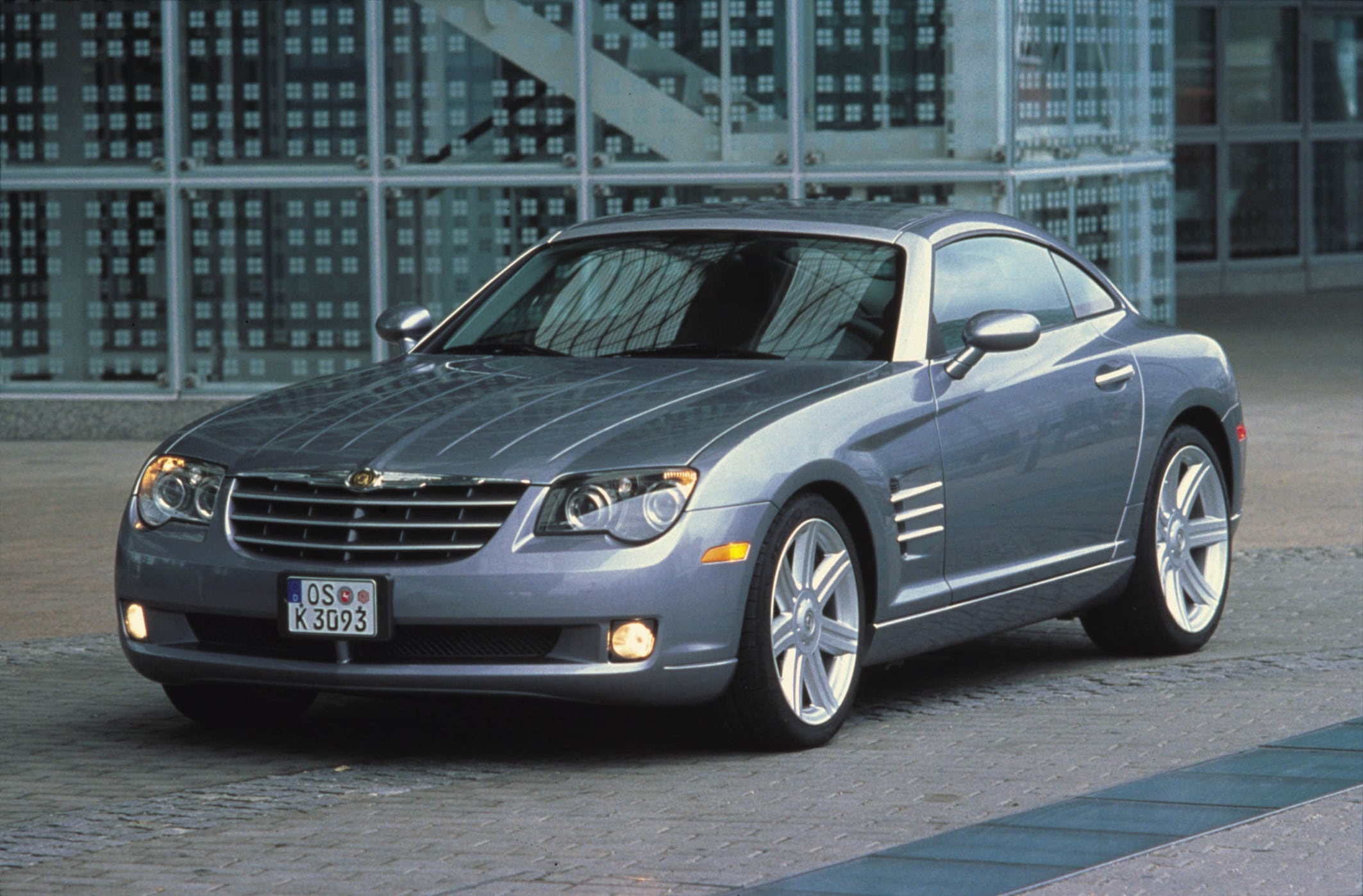 Chrysler crossfire reviews research new used models -  Used Chrysler Crossfire Dave Sinclair Chrysler Dodge Jeep Ram Eureka Mo 63025