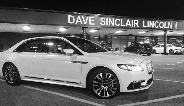 Dave Sinclair Lincoln South New Used Vehicles For Sale St Louis
