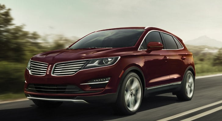 lease a lincoln mkx
