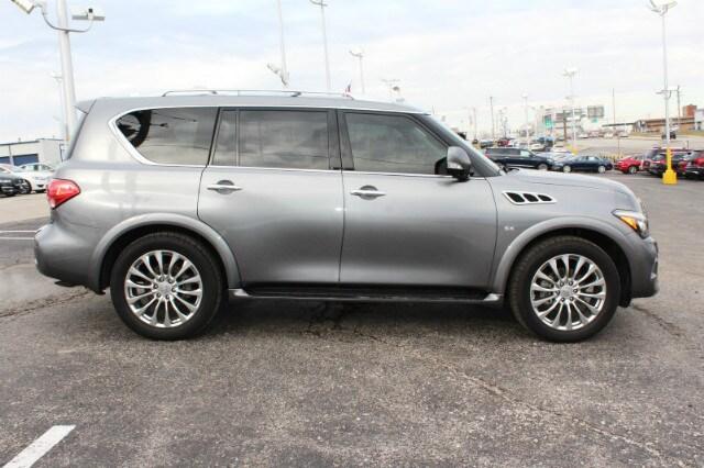 2015 INFINITI QX80 5.6 SUV