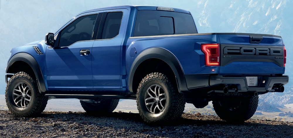 2017 ford f 150 raptor for sale in st louis mo dave sinclair ford. Black Bedroom Furniture Sets. Home Design Ideas